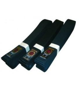 Hirota Belt B-104 Black Cotton Normal