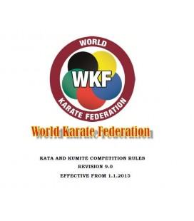 WKF Kata & Competition Rules V.9.0 Efektif 1 Jan 2015