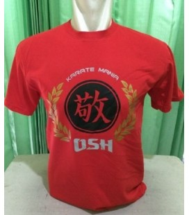 T-Shirt OSH Karate Mania