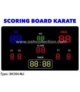 Scoring Board Karate