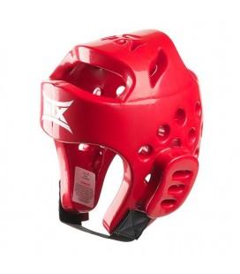 MTX Headguard Merah/Biru/Putih