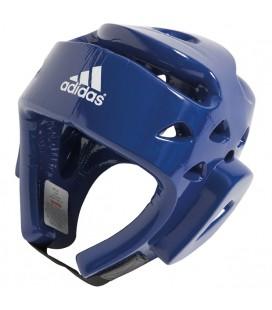 Adidas Deluxe Headguard Merah/Biru/Putih