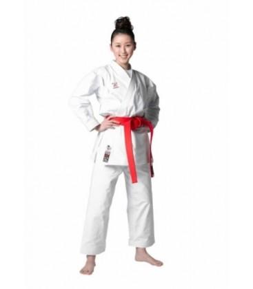 shureido kata gi wkf approved heavy weight champion