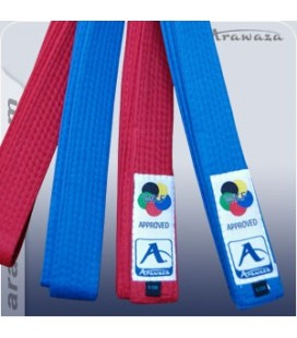 Arawaza WKF Approved Kumite Belt for Competition