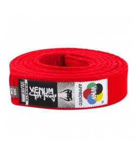 Venum WKF Approved Karate Belt