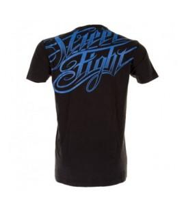 """Venum """"Street Fight"""" T-shirt - Black Size XL"""