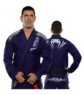 Venum Elite BJJ GI White/Black/Blue