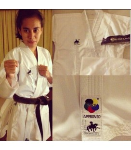 Silent Knight WKF Approved Ultra Light Gi