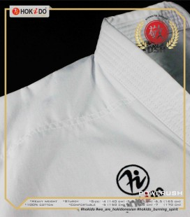 Hokido WKF Approved Powerush for Kata