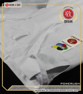 Hokido WKF Approved Powerush for Kata